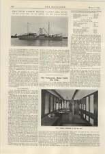 1924 Twin Screw Motoryacht Sea King 1