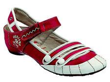 Mustang Sandalen Sandaletten Ballerinas Damenschuhe 820010 Gr.36  rot Neu21