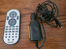 Philips DVD Remote RC810/DC charger DQQ102 PET705 PET707 PET710 PET715 PET725..