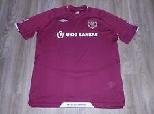"Heart of Midlothian F.C. ""Hearts"" Scottish Professional Team Umbro Jersey Sz XXL"