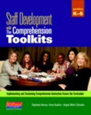 Staff Development with The Comprehension Toolkits: Implementing and Sustaining C