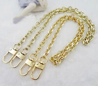 Purse Chain Strap Handle Shoulder Crossbody Handbag Bag Metal Replacement DIY