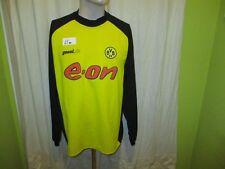 Borussia Dortmund gool.de Langarm Deutscher Meister Trikot 2001/02 Gr.XL