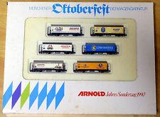 Arnold Normalspur Güterwagen für Spur N Modelleisenbahn