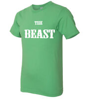 Beast Gym Swole American Apparel Body Building Workout AA T-shirt - 1647C