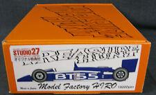 RARE 1:20 MODEL FACTORY HIRO BRADHAM BT55B 1986 STUDIO 27 K295 TREASURE HUNT