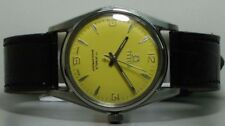 Vintage Titus Winding Swiss Made Wrist Watch S496 Old Used Antique