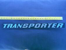 """Volkswagen T3 """"Transporter , Emblem, Schriftzug   :   Vintage, Oldtimer"""