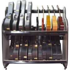 A&S Crafted Products Double-Stack Guitar Rack Box 1  LN