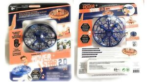 Hover Star The Original 2.0 Motion sensored Controlled UFO Blue COSTCO#1345283