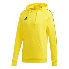 adidas Core 18 Hoodie Herren - gelb