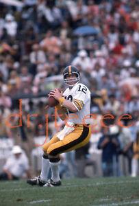 Terry Bradshaw PITTSBURGH STEELERS - 35mm Football Slide