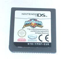 Spiel: POWER RANGERS SUPER LEGENDS (Modul) für Nintendo DS + Lite + XL + 3DS 2DS