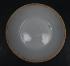Chinese Song White Plate Jingdezhen / W 13.4[cm] Plate Qing