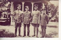 uraltes Photo-AK Elite Soldaten Eisernes Kreuz EK I Kämpfer