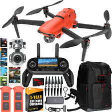Autel EVO 2 Drone Quadcopter II 8K Combo Extra Battery Extended Warranty Bundle