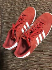 Adidas Campus Sneaker Red Suede