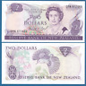 New Zealand 2 Dollars P 170c UNC ND (1989-1992) Low Shipping! Combine FREE P 170