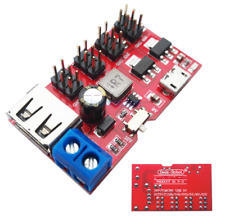 5V Micro USB  To 1.8V 3.3V 5V 9V 12V step up down converter power module booster