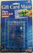 Bits and Pieces - Gift Card Money Maze Puzzle Box Brainteaser  (S5)
