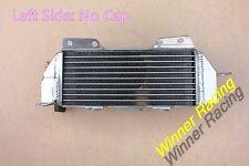 LEFT SIDE No CAP Aluminum Alloy Radiator fit Kawasaki KDX200/KDX220 1997-2006