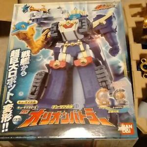 BANDAI Power Rangers Kyuranger Dx Orion Butler Megazord Figure