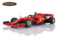 Ferrari SF90 Scuderia Ferrari F1 2019 Sebastian Vettel, Bburago 1:18 15616807V