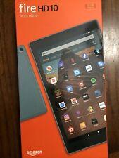 Amazon Fire HD10 Tablet Reader with Alexa32GB w/10 Inch Screen Twilight Blue