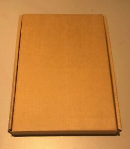 CHEAP PIP BOXES C6 DL SIZES BROWN COLOUR TO SAVE THE POSTAGE SEE PHOTOS