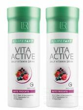 LR Vita Active Rote Früchte 2 Stück NEU Vitamine Mineralstoffe für ganze Familie