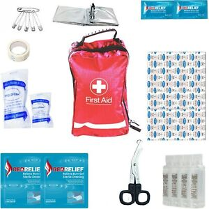 JFA Medical Emergency Burns First Aid Kit - Kitchen Catering Business Workplace