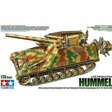 TAMIYA 35367 German Heavy Self-Propelled Howitzer Hummel 1:35