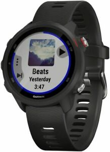 Garmin 010-02120-20 Forerunner 245 Music GPS Smartwatch - Black