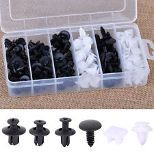 150pcs 6 Sizes Car Auto Push Pin Panel Trim Fender Retainer Assortment Fasteners