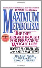 Maximum Metabolism: The Diet Breakthrough for Perm