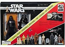 Star Wars The Black Series 40th Anniversary Darth Vader Action Diorama -Closeout