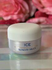 SUNDAY RILEY ICE Ceramide Moisturizing Cream .3 oz 8 g travel sample size mini
