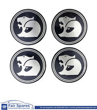 Genuine New Set of 4 HSV Coupe 4, VZ GTO Signature, Clubsport, Maloo Centre Caps