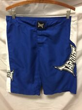 TAPOUT MMA Blue Board Shorts Mens Sz 20