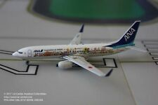 Phoenix All Nippon Airways ANA Boeing 737-800W Flower Jet Diecast Model 1:400