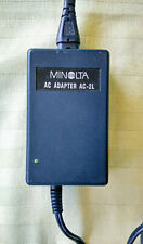 Konica Minolta AC Adapter AC-2L Power Supply Cord