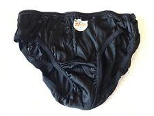Vintage Soen 100% Nylon Hipster Bikini Panties Medium 6 NWT