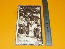 CHROMO PHOTO CHOCOLAT SUCHARD 1933 FRANCE COLONIES ALGERIE LA CORVEE D'EAU