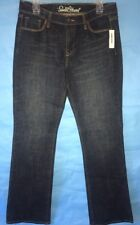 New Old Nay Women's Jeans The Sweet Heart Size 10 Long Dark Wash Ships Free