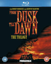 From Dusk Till Dawn 1-3 Complete Collection - Blu-ray - New - Sealed