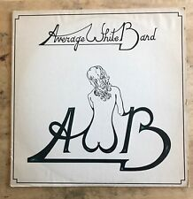 Average White Band Self-Titled 1974 Vinyl LP Atlantic Records SD 7308