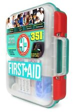 New 351 pc Emergency First Aid Kit Workplace OSHA ANSI FREE FAST SHIPPING