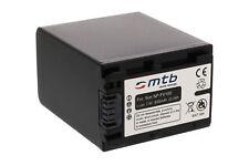Batterie NP-FV100 NPFV100 pour Sony DCR-SX83E, SX85 / NEX-VG10, NEX-VG20