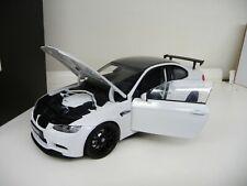 1:18 Kyosho BMW M3 GTS E92 Coupe Alpine weiss 2005-2013 NEU NEW