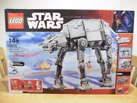 LEGO Star Wars Motorized Walking AT-AT 10178 30th Anniversary Set MISB